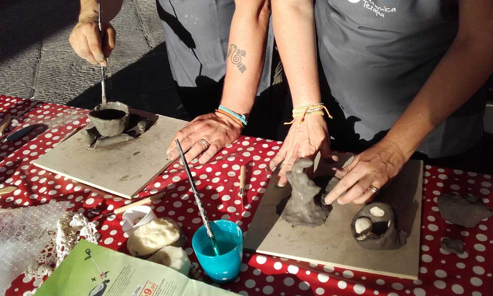 Diario della Festa della Ceramica a Borgo San Lorenzo – 6 e 7 Luglio 2019